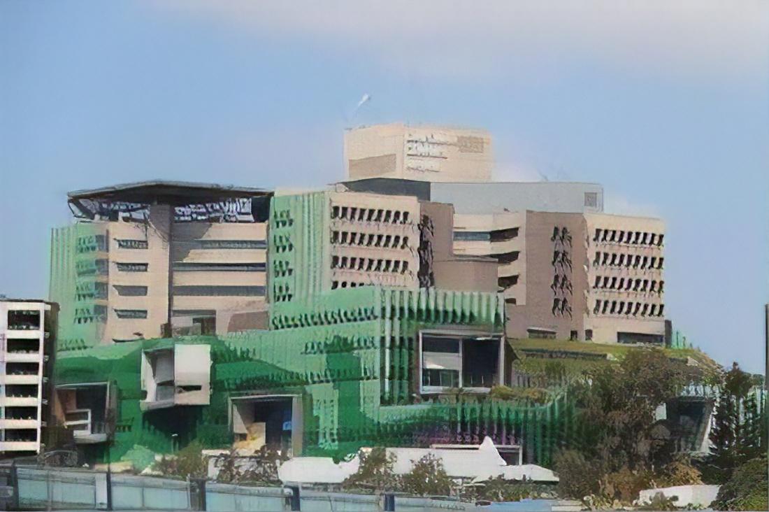 australia-brisbane-Lady Cilento Children's Hospital Heliport 1_upscaled_image_x4