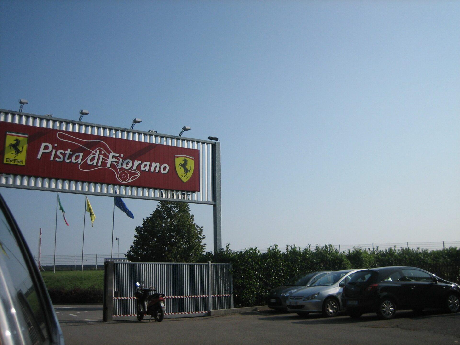 italia-fiorano pista Ferrari - eliporto 2