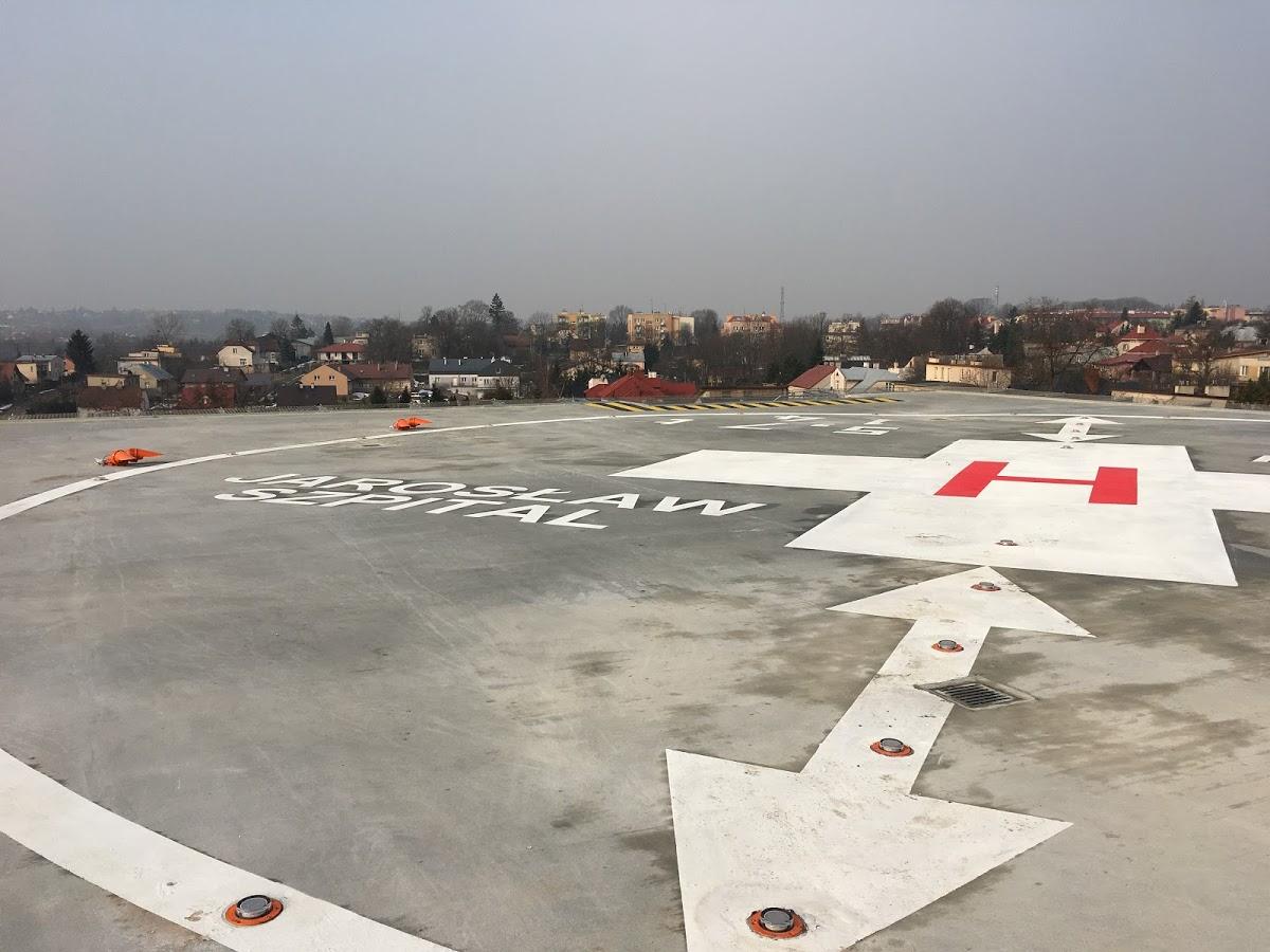 polonia-Jarosław-heliport 2