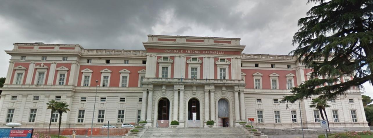 italia-napoli ospedale cardarelli - eliporto 2